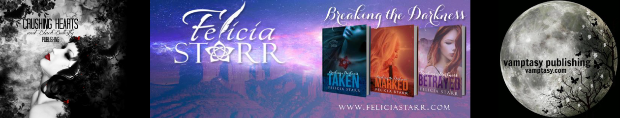 The Official Website of Author Felicia Starr